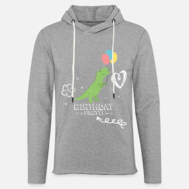 Birthday Party Birthday party - Light Unisex Sweatshirt Hoodie