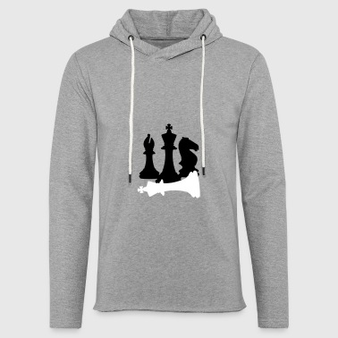 Chess, Checkmate - Light Unisex Sweatshirt Hoodie