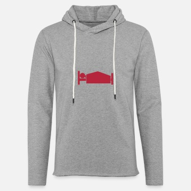 Provocation morning wood - Unisex Sweatshirt Hoodie