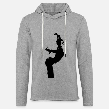 Latex Cats woman - Light Unisex Sweatshirt Hoodie