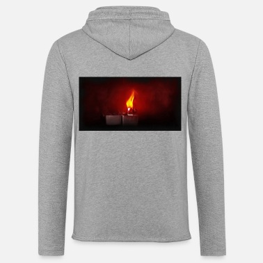 Lighter Painting - Unisex Kapuzen-Sweatshirt