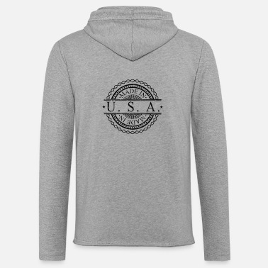 Made In Usa Made in USA - Unisex Sweatshirt Hoodie