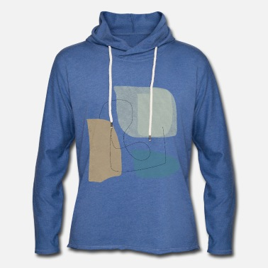 Form Underwear Minimalistic abstract background N3 - Unisex Sweatshirt Hoodie