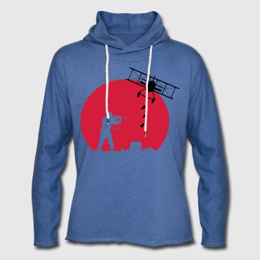 war - Light Unisex Sweatshirt Hoodie