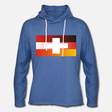 European Champion European Community - Light Unisex Sweatshirt Hoodie