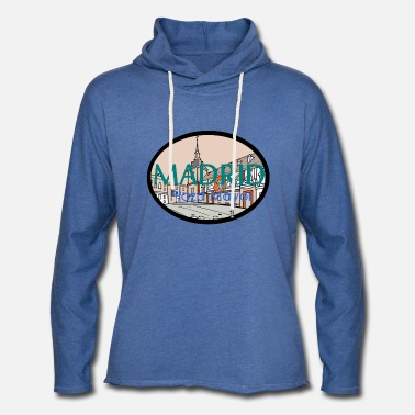 Madrid Madrid Plaza Mayor - Unisex Sweatshirt Hoodie