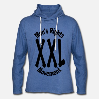 Movement XXL Movement - Leichtes Kapuzensweatshirt Unisex