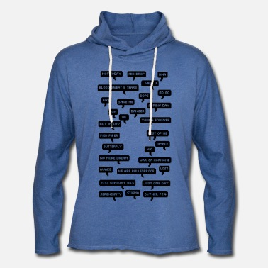 Kpop bts chansons kpop kdrama fan best-seller - Sweat-shirt à capuche léger unisexe