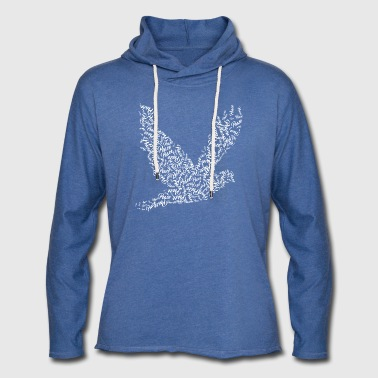 Peace Dove, Dove, Peace, Peace - Light Unisex Sweatshirt Hoodie