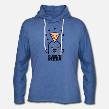 Essex I want to do it for pizza Stinky Bear - Light Unisex Sweatshirt Hoodie