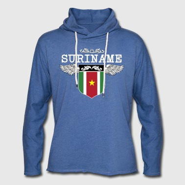 Suriname Wings - Light Unisex Sweatshirt Hoodie
