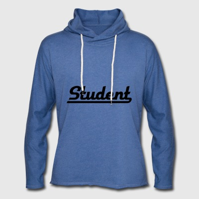 college student - Light Unisex Sweatshirt Hoodie