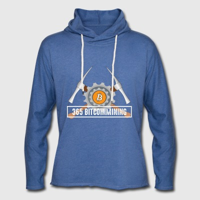 bitcoinmining - Light Unisex Sweatshirt Hoodie