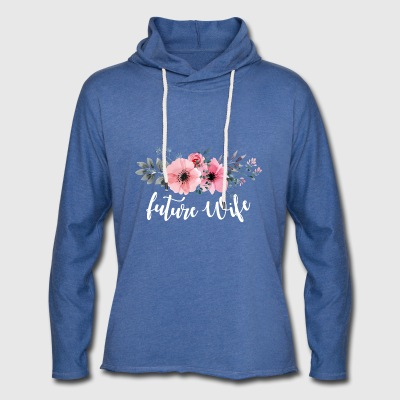Future Wife Gifts. Hen Party. Bachelorette Party. - Light Unisex Sweatshirt Hoodie