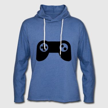 Game controller - Light Unisex Sweatshirt Hoodie