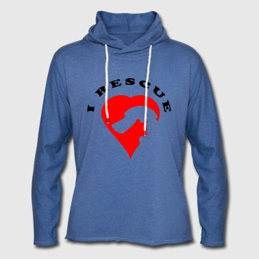 Rescue - Light Unisex Sweatshirt Hoodie
