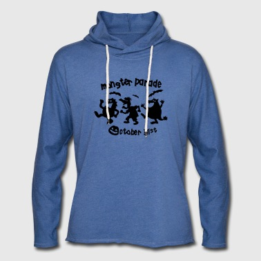 Monster Parade - Light Unisex Sweatshirt Hoodie