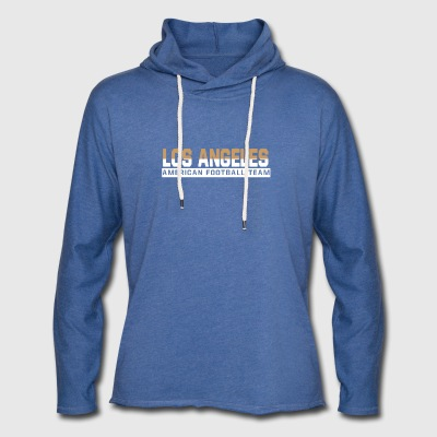 LA football - Light Unisex Sweatshirt Hoodie