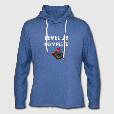 Gift for 30th birthday for gamers - Light Unisex Sweatshirt Hoodie