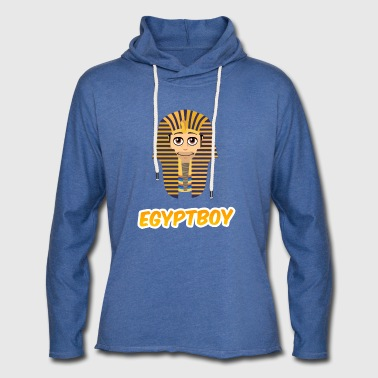 EGYPT BOY - Light Unisex Sweatshirt Hoodie