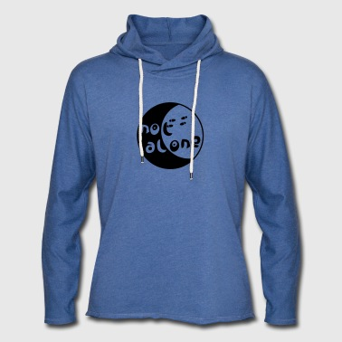 alone - Light Unisex Sweatshirt Hoodie