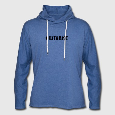 6061912 127704394 Guitarist - Light Unisex Sweatshirt Hoodie