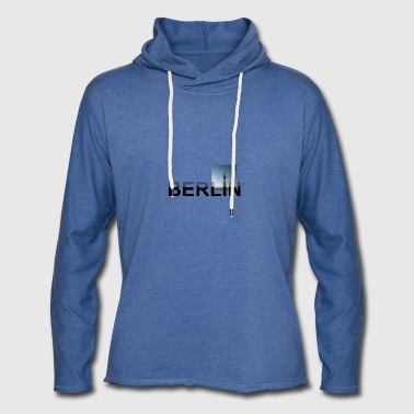 BERLIN - Sweat-shirt à capuche léger unisexe