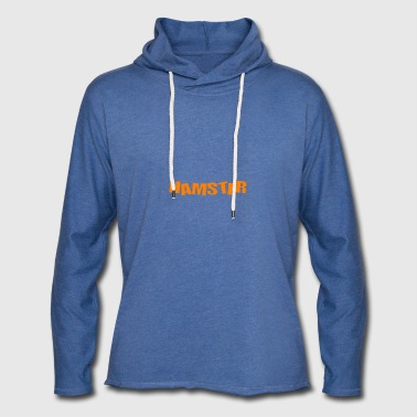hamster Designs - Light Unisex Sweatshirt Hoodie
