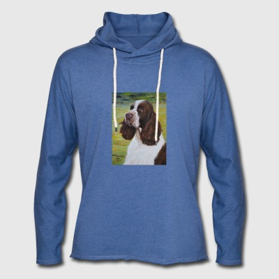 English Springer Spaniel - Light Unisex Sweatshirt Hoodie