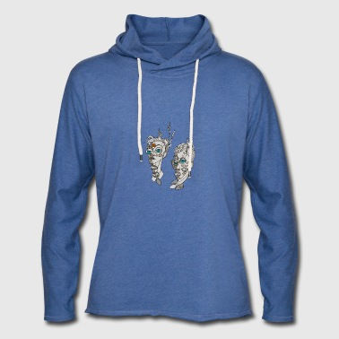 Twins - Light Unisex Sweatshirt Hoodie