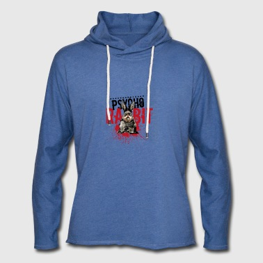 Psycho Rabbit - Light Unisex Sweatshirt Hoodie