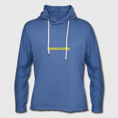 Mustard given by donors - Light Unisex Sweatshirt Hoodie
