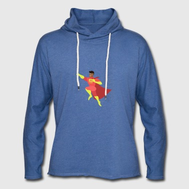 super dad - Light Unisex Sweatshirt Hoodie