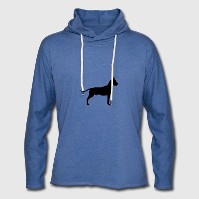 great dane - Light Unisex Sweatshirt Hoodie