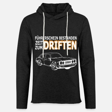 Drivers License driver's license - Unisex Sweatshirt Hoodie