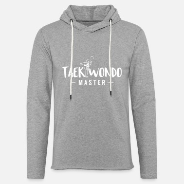 Tae Kwon Do Taekwondo master martial arts Tae Kwon Do fighter - Unisex Sweatshirt Hoodie