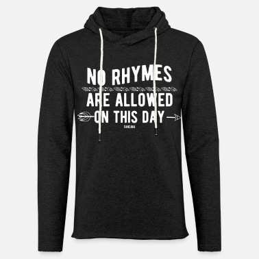 Norhymenorreasonday No Rhyme Nor Reason Day 01. September - Unisex Kapuzen-Sweatshirt
