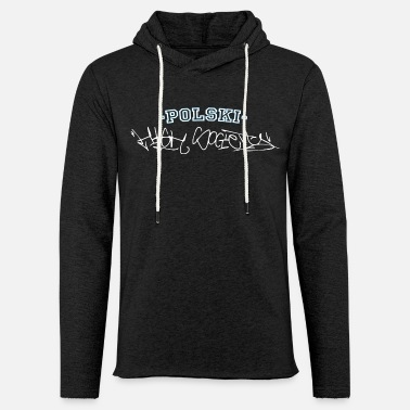 Society polski high society - Light Unisex Sweatshirt Hoodie