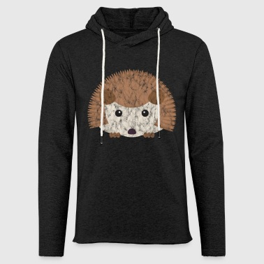 Opossum Chiot animal mignon - Sweat-shirt à capuche léger unisexe