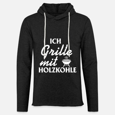 Charcoal Lighter Barbecue Charcoal Charcoal Grill Grillmeister Grill - Unisex Sweatshirt Hoodie