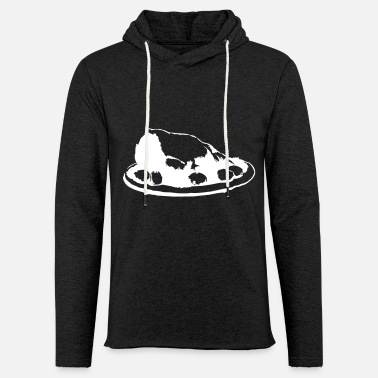 Roast roast meat - Light Unisex Sweatshirt Hoodie