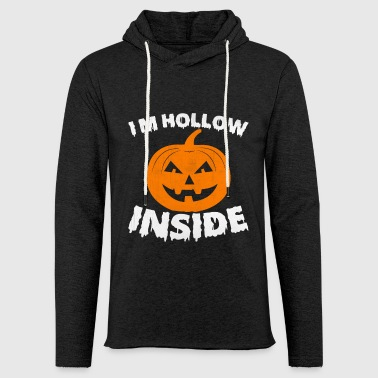 Halloween funny sayings - Light Unisex Sweatshirt Hoodie