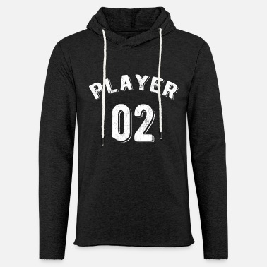 02 TRICOT jersey number 2 player gifts shirts - Light Unisex Sweatshirt Hoodie