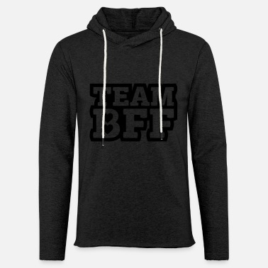 Bff TEAM BFF - Light Unisex Sweatshirt Hoodie