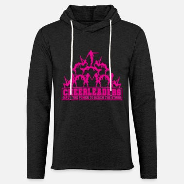 Cheerleading Cheerleaders cheerleading - Kevyt unisex-huppari