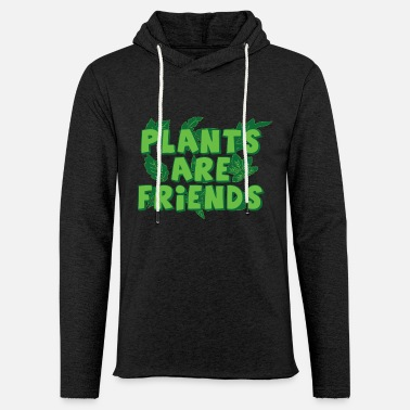 Save The Planet Plants flowers garden botany - Light Unisex Sweatshirt Hoodie