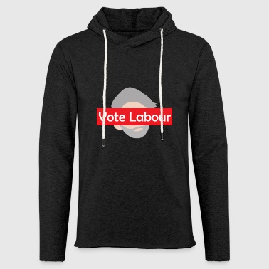 Vote Labour / Jeremy Corbyn - Light Unisex Sweatshirt Hoodie