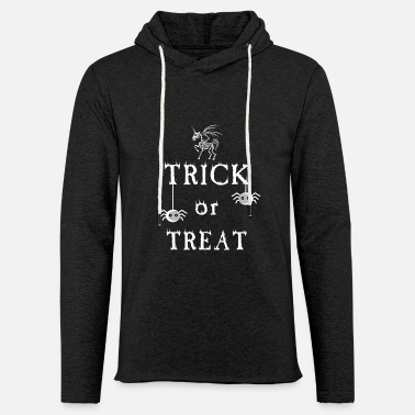 Treat Trick or Treat - trick or treat - Unisex Sweatshirt Hoodie