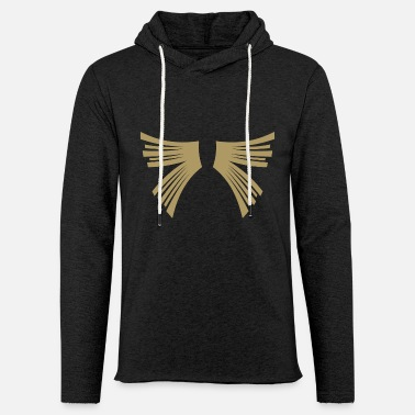 Wing Chun Wings · Wings · Symbols · Shapes - Light Unisex Sweatshirt Hoodie