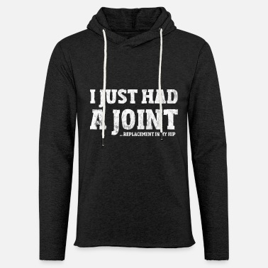 Hip Hip Surgery Gift Funny Joint Replacement T-Shirt - Light Unisex Sweatshirt Hoodie